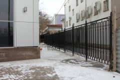 Сварной забор