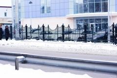 Забор для Эдельвейс в Железнодорожном