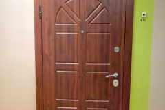 Стальная дверь ЖК Столичный в Железнодорожном
