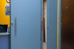 Тамбурная двустворчатая дверь от Импекс в Железнодорожном