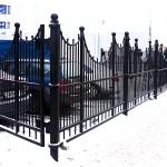 Сварной забор Импекс